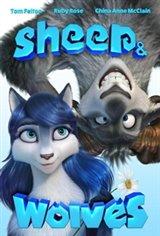 Sheep & Wolves (Volki i ovtsy: be-ye-ye-zumnoye prevrashcheniye) Large Poster