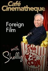 Shelly Isaacs Foreign Film Series Large Poster
