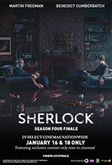 Sherlock Season 4 Finale Movie Poster