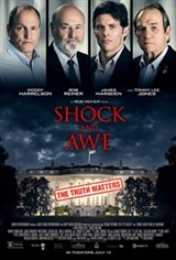 Shock and Awe (2009) Movie Poster