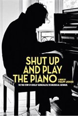 Shut Up and Play the Piano Large Poster