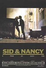 Sid & Nancy Movie Poster