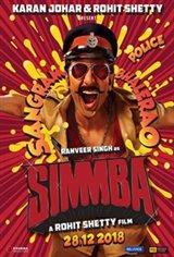 Simmba Large Poster