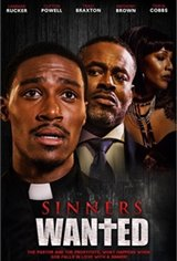 Sinners Wanted Movie Poster