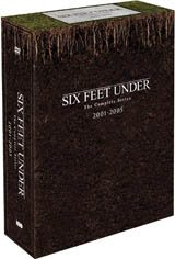Six Feet Under: The Complete Series Movie Poster