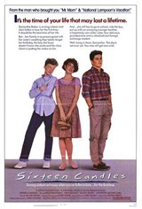 Sixteen Candles Large Poster
