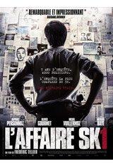 SK1 (Serial Killer Number 1) Large Poster