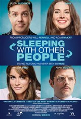 Sleeping With Other People Movie Poster Movie Poster