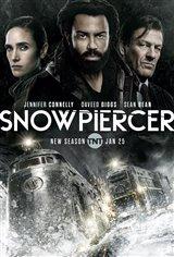 Snowpiercer (Netflix/TNT) Movie Poster