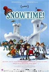 Snowtime! Movie Poster