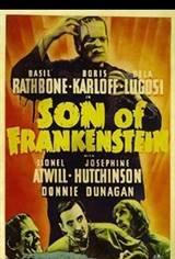 Son of Frankenstein (1939) Movie Poster