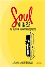 Soul Witness, The Brookline Holocaust Witness Project Movie Poster