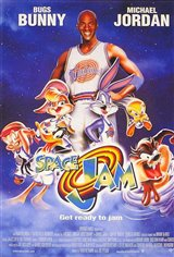 Space Jam Large Poster