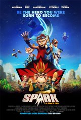 Spark: A Space Tail Movie Poster Movie Poster
