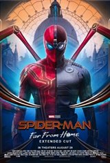Spider-Man: Far From Home - Extended Cut The IMAX Experience Movie Poster