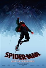 Spider-Man: Into the Spider-Verse 3D Large Poster