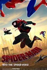 Spider-Man: Into the Spider-Verse - The IMAX 2D Experience Movie Poster