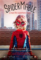 SpiderMable - a real life superhero story Movie Poster