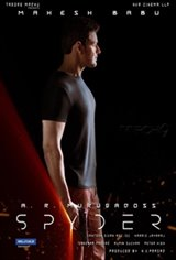 Spyder (Tamil) Movie Poster