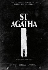St. Agatha Large Poster