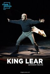 Stage Russia: King Lear Movie Poster