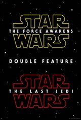 Star Wars Double Feature: An IMAX 3D Experience Movie Poster