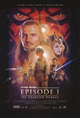 Star Wars: Episode I - The Phantom Menace Movie Poster