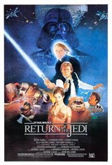 Star Wars: Episode VI - Return of the Jedi Movie Poster