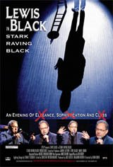 Stark Raving Black Movie Poster