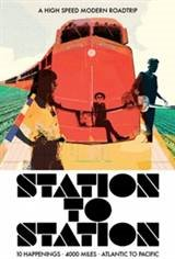 Station to Station Movie Poster