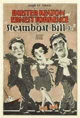 Steamboat Bill, Jr. Movie Poster