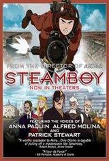 Steamboy Movie Poster