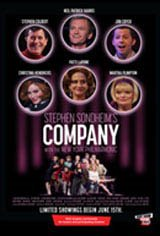 Stephen Sondheim's Company Movie Poster