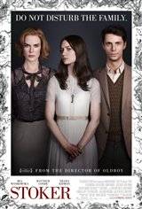 Stoker Large Poster