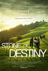 Stone of Destiny Movie Poster