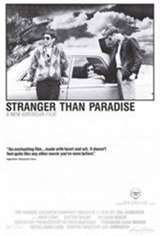 Stranger Than Paradise Movie Poster