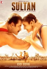 Sultan (2016) Large Poster