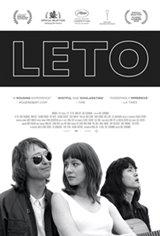 Summer (Leto) Movie Poster