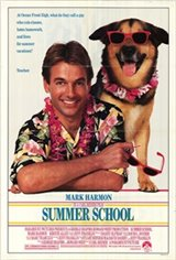 Summer School Movie Poster