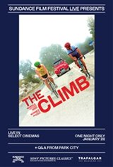 SUNDANCE FILM FESTIVAL LIVE Presents THE CLIMB Movie Poster