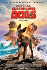 Superpower Dogs: The IMAX Experience Movie Poster
