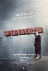 Superpowerless Large Poster