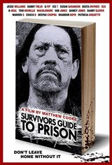 Survivors Guide To Prison Movie Poster