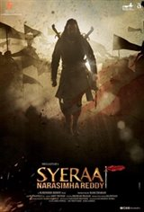 Sye Raa Narasimha Reddy (Hindi) Movie Poster