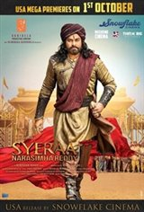 Sye Raa Narasimha Reddy (Tamil) Movie Poster