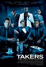 Takers Large Poster