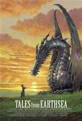 Tales from Earthsea (Dubbed) Movie Poster