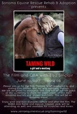 Taming Wild Movie Poster
