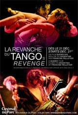 Tango's Revenge Movie Poster