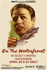 TCM Presents On the Waterfront (1954) Movie Poster